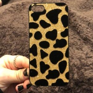 iPhone 5 case cheetah print